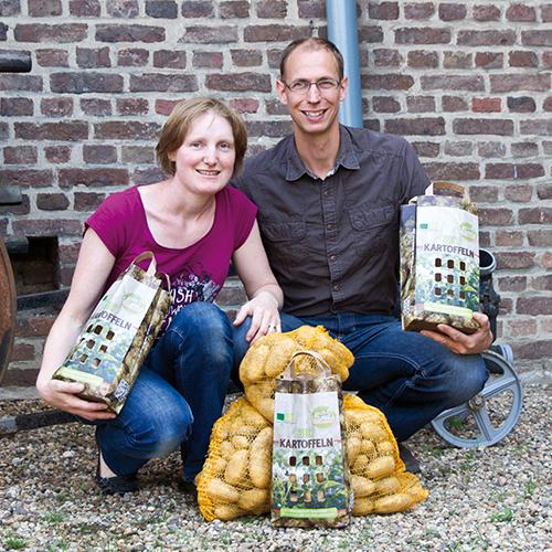 Regionale Bio-Kartoffeln